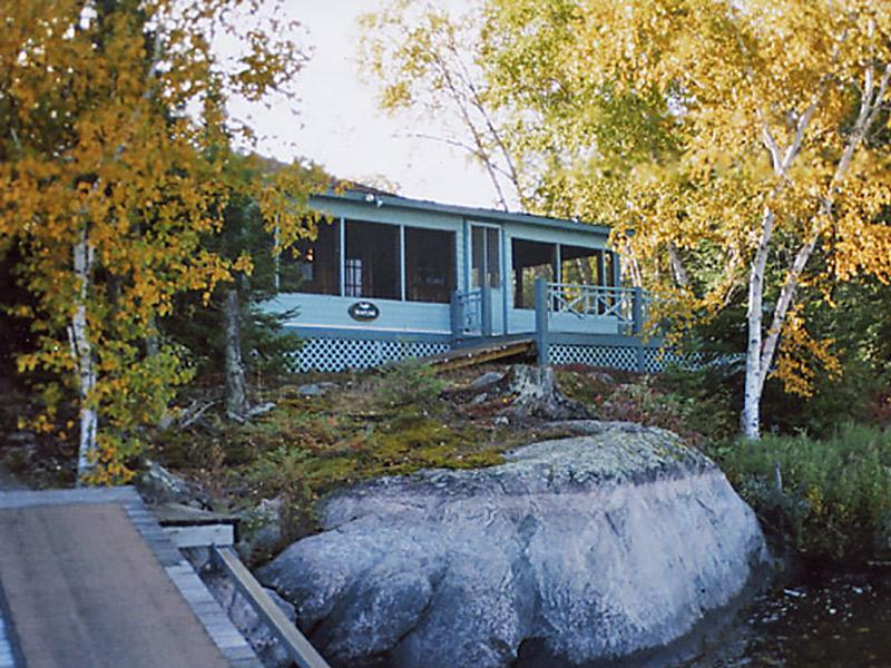 Minaki Trapline Cabin Rental